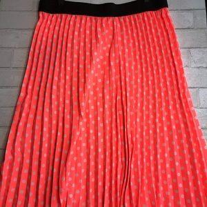LuLaRoe Pleated Skirt